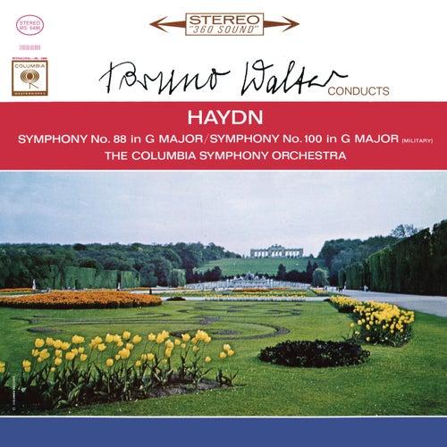 Haydn: Symphonies Nos. 88 & 100 (Remastered) de Bruno Walter