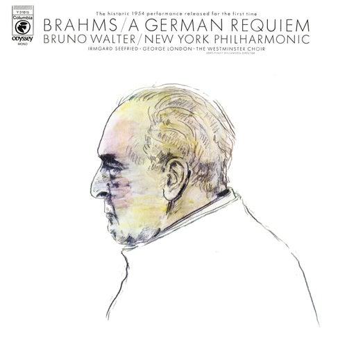 Brahms: Ein deutsches Requiem, Op. 45 (Remastered) by Bruno Walter