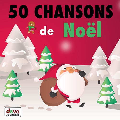50 chansons de Noël de Various Artists
