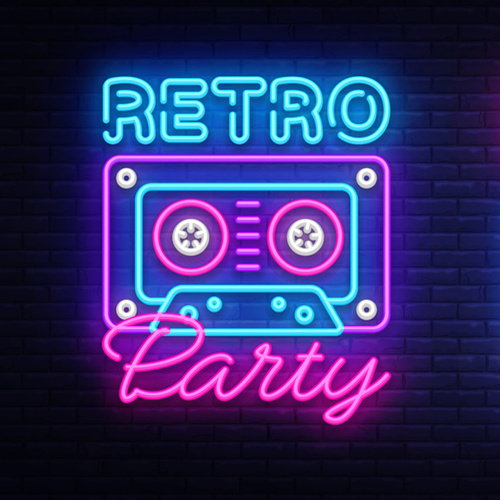 Retro Party de Various Artists
