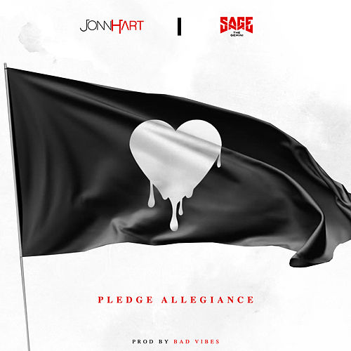 Pledge Allegiance (feat. Sage the Gemini) von Jonn Hart