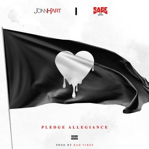 Pledge Allegiance (feat. Sage the Gemini) de Jonn Hart