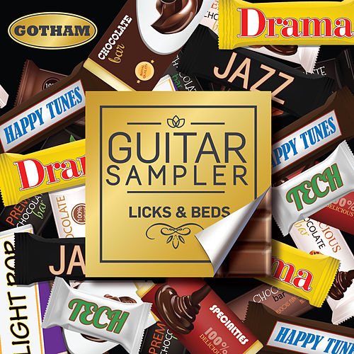 Guitar Sampler - Licks & Beds by Chieli Minucci