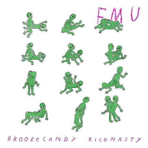 FMU (feat. Rico Nasty) de Brooke Candy