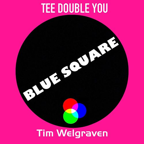 Blue Square by Tim Welgraven