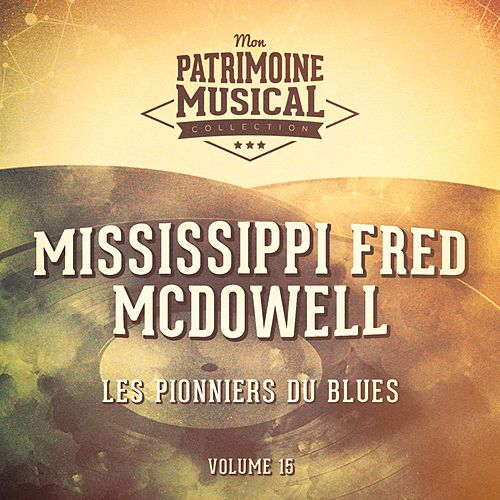 Les pionniers du Blues, Vol. 15 : Mississippi Fred McDowell by Mississippi Fred McDowell