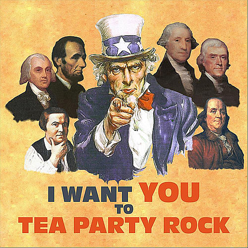 Tea Party Rock de We The People