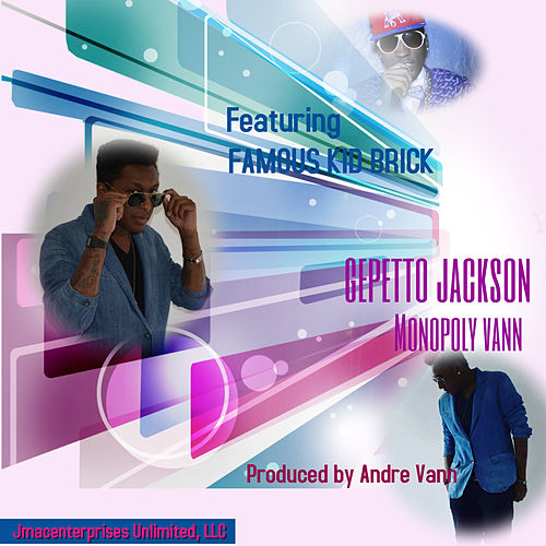 Monopoly Vann by Gepetto Jackson