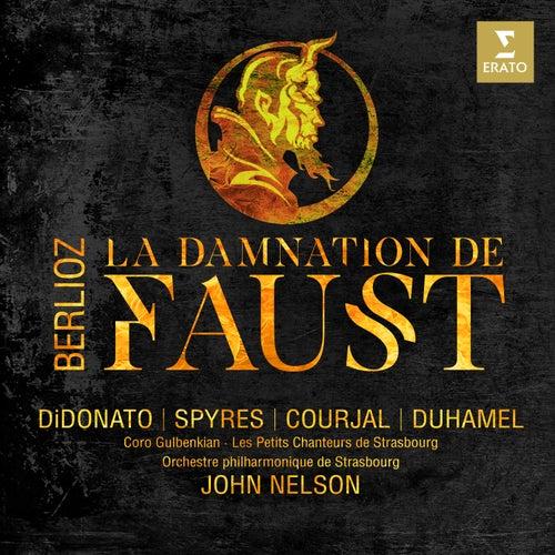 Berlioz: La Damnation de Faust, Op. 24, H. 111, Pt. 4: 'D'amour l'ardente flamme' (Marguerite) by John Nelson