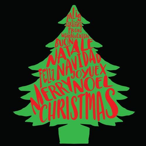 Merry Christmas! Joyeux Noel! Feliz Navidad! Buon Natale! Frohe Weihnachten! Zalig Kerstfeest! de Various Artists
