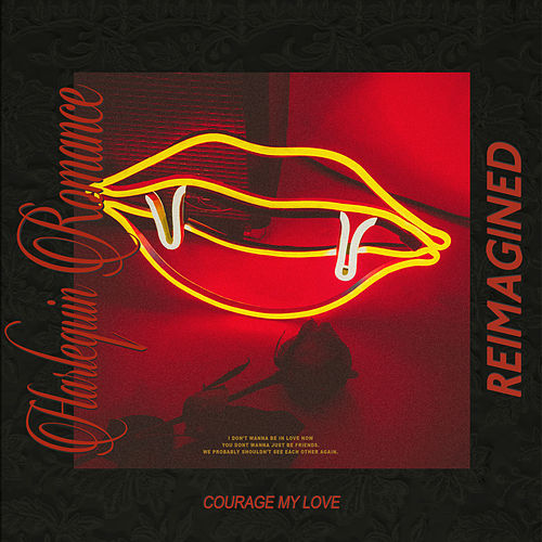 Harlequin Romance (Reimagined) by Courage My Love