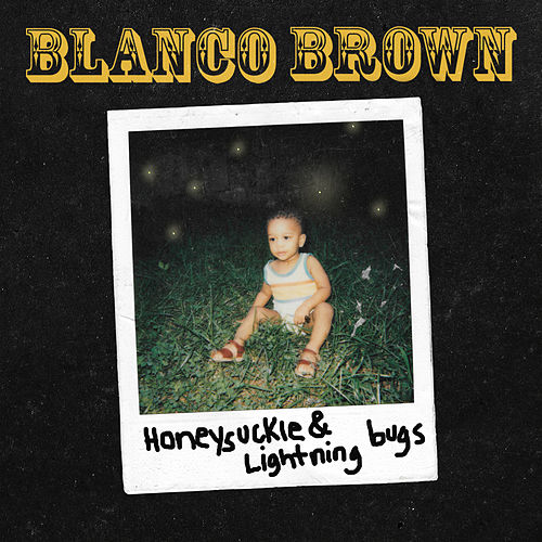 Honeysuckle & Lightning Bugs by Blanco Brown