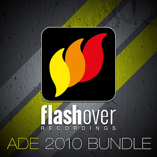 Flashover Recordings ADE 2010 Bundle von Various Artists