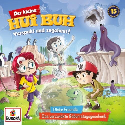 015/Dicke Freunde / Das verzwickte Geburtstagsgeschenk von Der kleine Hui Buh