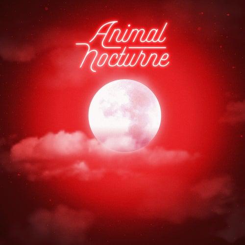 Animal nocturne von Scylla & Sofiane Pamart