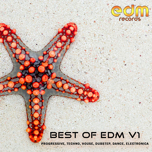 Best Of EDM, Vol. 1: Progressive, Techno, House, Dubstep, Dance, Electronica von Various