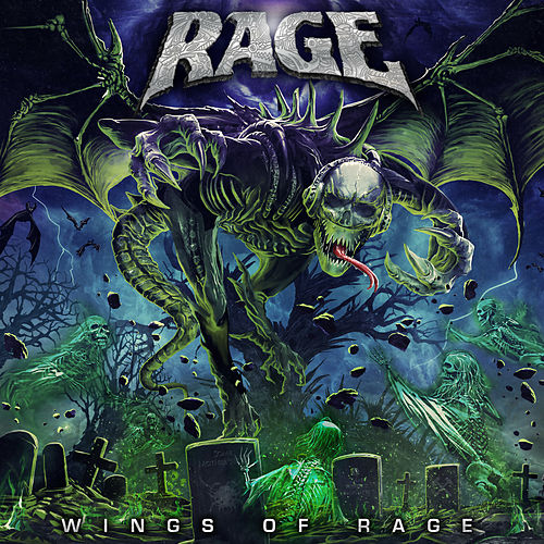 Wings of Rage by Rage