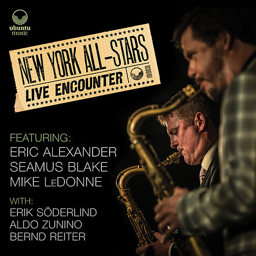 Live Encounter de The New York Allstars