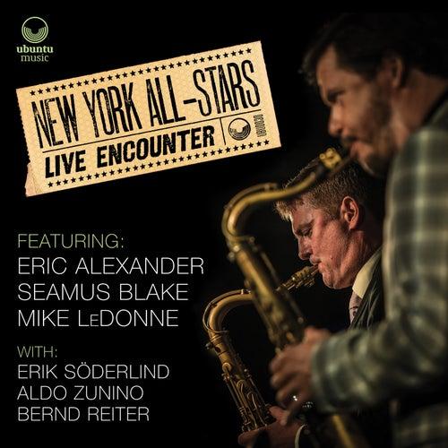 Encounter de The New York Allstars