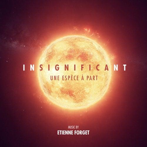 Insignificant, une espèce à part (Bande originale de la série) by Etienne Forget