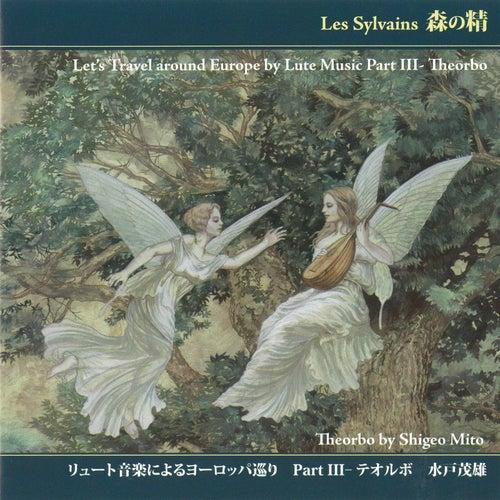 Let's Travel Around Europe by Lute Music, Vol. 3 von Shigeo Mito