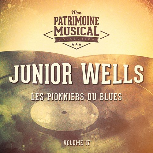 Les pionniers du Blues, Vol. 17 : Junior Wells de Junior Wells
