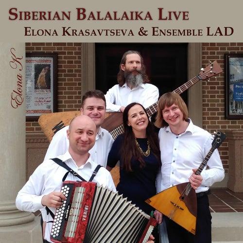 Siberian Balalaika Live von Ensemble LAD
