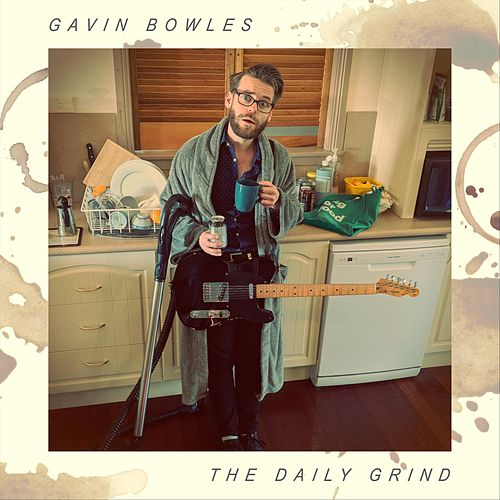 The Daily Grind by Gavin Bowles