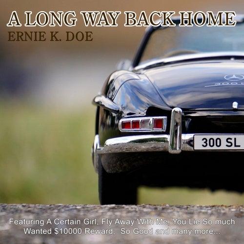 Wanted - $10,000 Reward by Ernie K-Doe