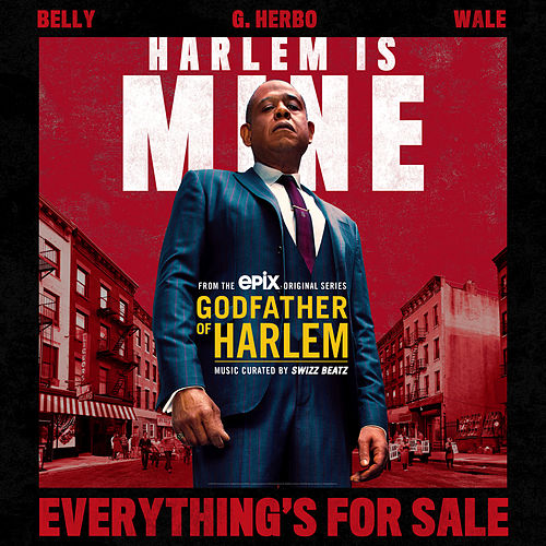 Everything's For Sale by Godfather of Harlem