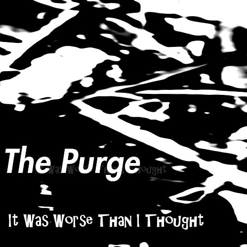 It Was Worse Than I Thought by The Purge