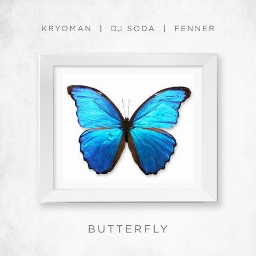 Butterfly by Kryoman