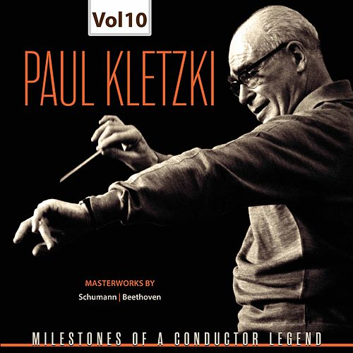 Milestones of a Conductor Legend: Paul Kletzki, Vol. 10 de Paul Kletzki