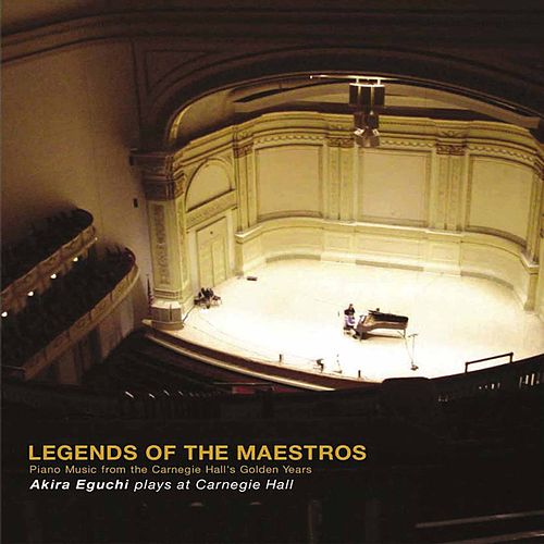 Legends of the Maestros by Akira Eguchi