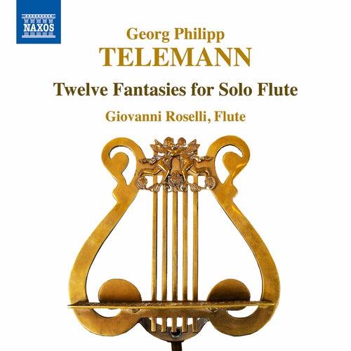 Telemann: 12 Fantasias for Flute, TWV 40:2-13 de Giovanni Roselli