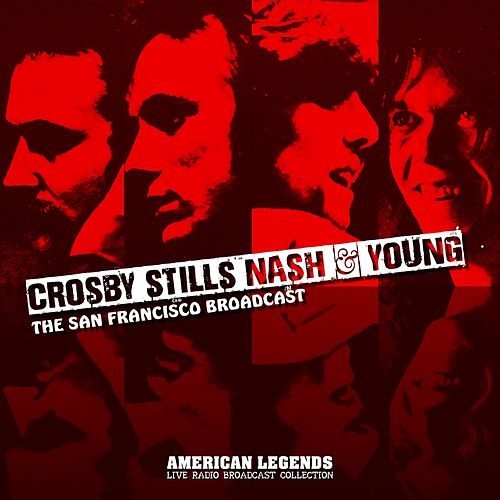 Crosby Stills Nash and Young de Crosby, Stills, Nash and Young