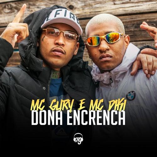 Dona Encrenca de MC Gury