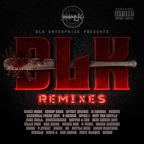DLK Remixes by Various Artists