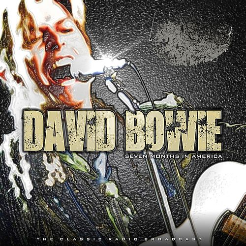 David Bowie - Seven Months In America by David Bowie