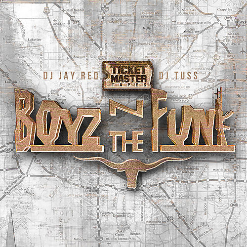 TicketMaster Tapes Presents: Boyz N The Funk by Various Artists