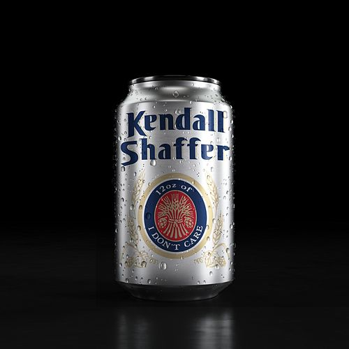 12 Ounces of I Don't Care by Kendall Shaffer