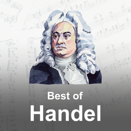 Best of Handel de George Frideric Handel