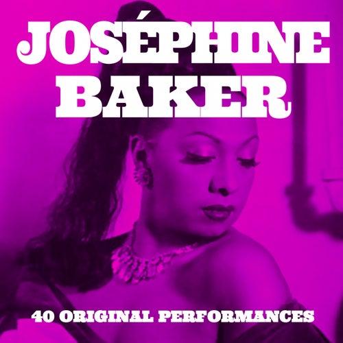 Joséphine Baker. 40 Original Performances von Joséphine Baker