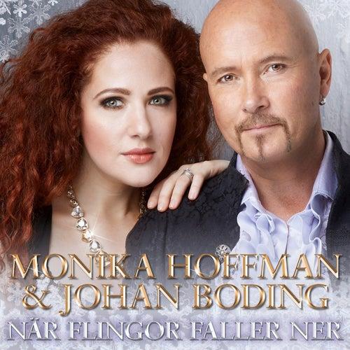 När flingor faller ner de Monika Hoffman