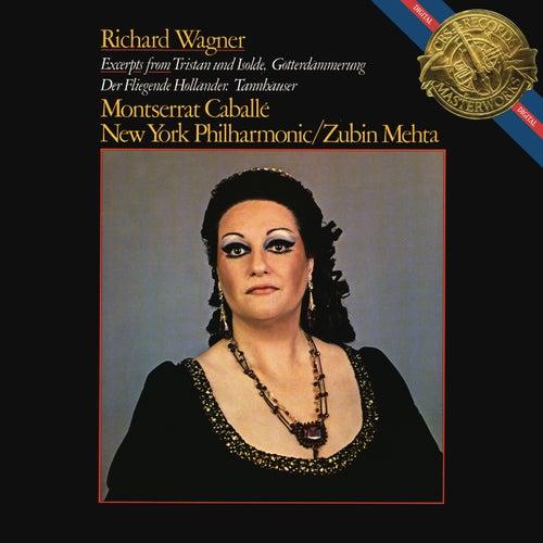 Montserrat Caballé sings Wagner by Montserrat Caballé