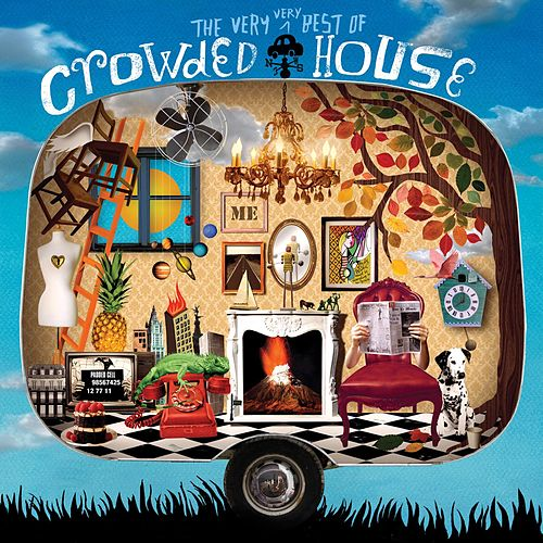 The Very Very Best Of Crowded House (Deluxe Edition) by Crowded House