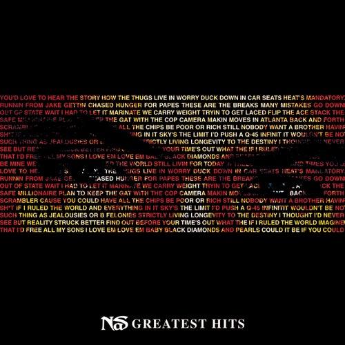Greatest Hits von Nas