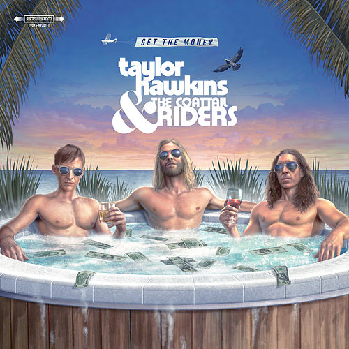 Crossed The Line de Taylor Hawkins