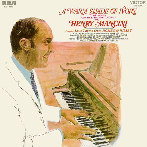 A Warm Shade of Ivory de Henry Mancini