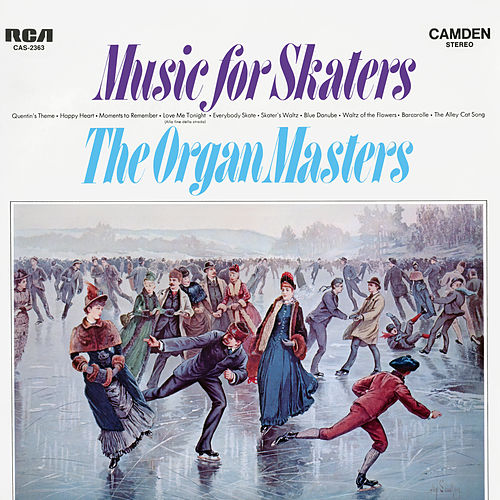 Music for Skaters by The Organ Masters